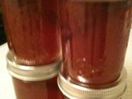 Honey Apple Cinnamon Jelly
